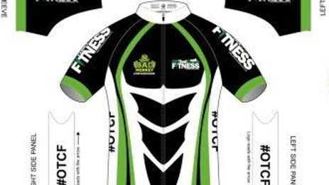 OTCF Men's Short Sleeve Cycling Jersey