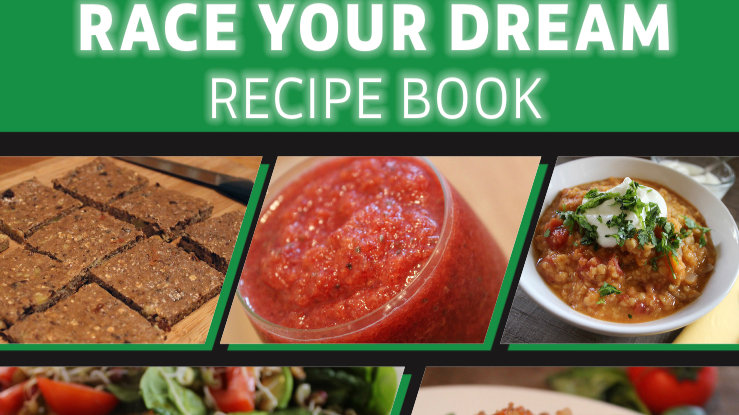 OTCF Chase 2 Race Your Dream Recipe Book