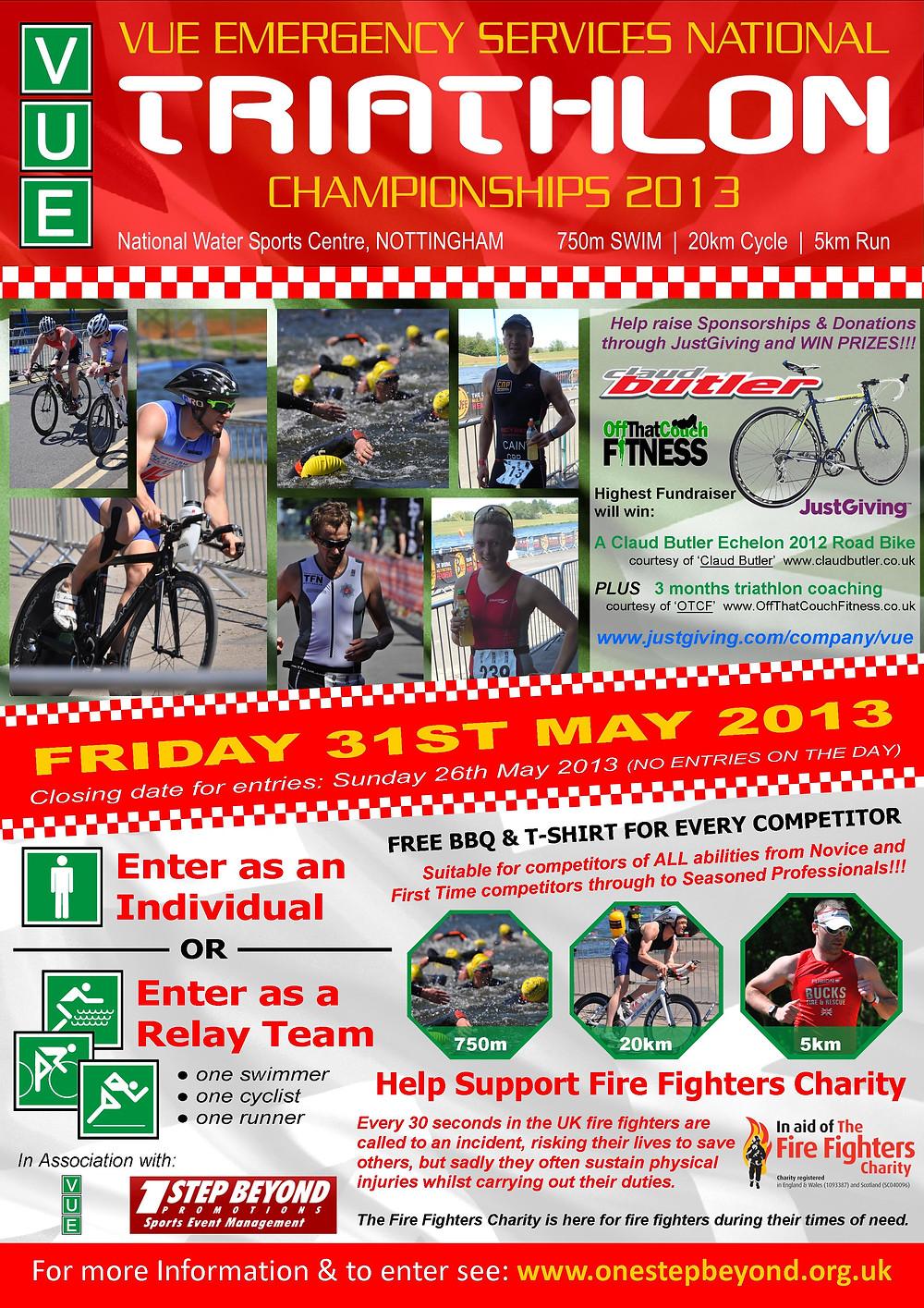 FFC - Triathlon 2013 Poster