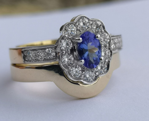Bespoke rings by Vera McCullough
