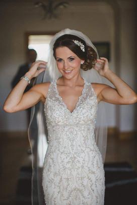 Stefanie McFarland Wedding