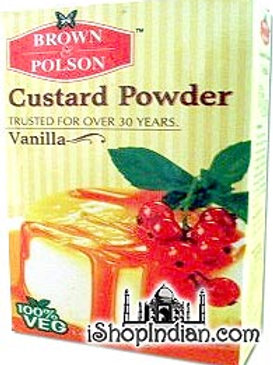BROWN & POLSON CUSTERD POWDER