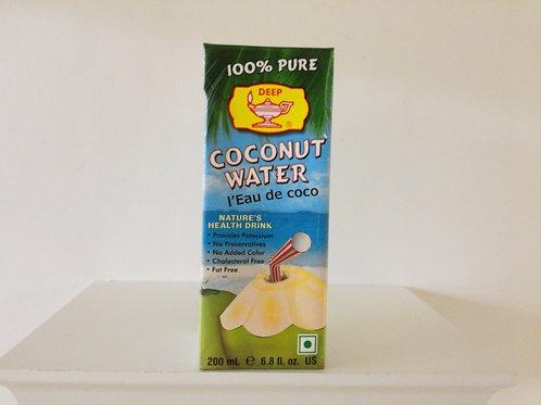 DEEP COCONUT WATER