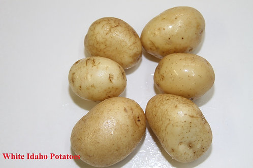 Whiteidahopotatoes