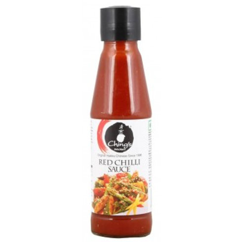 CHING'S RED CHILLI SAUCE