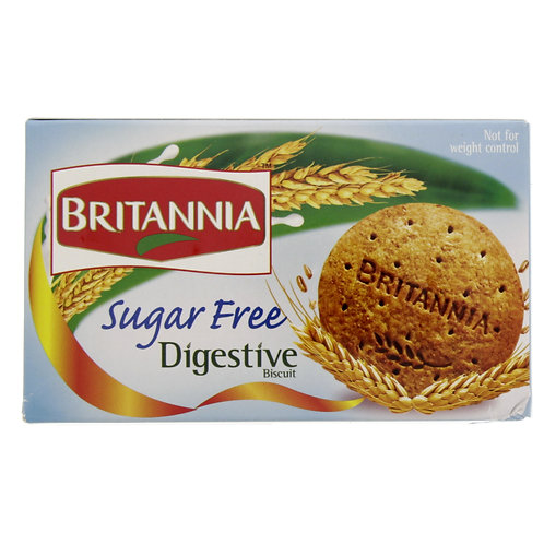 BRITANNNIA SUGAR FREE DIGESTIVE