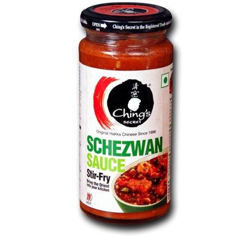 CHING'S SCHEZWAN SAUCE