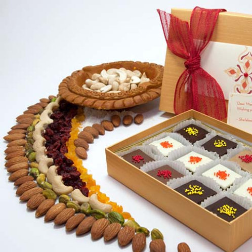 Packaged Indian Sweets
