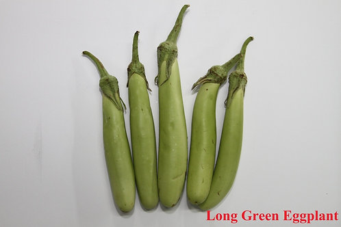 LongGreenEggplant