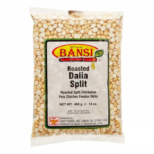 BANSI ROASTED DALIA(SPLIT)
