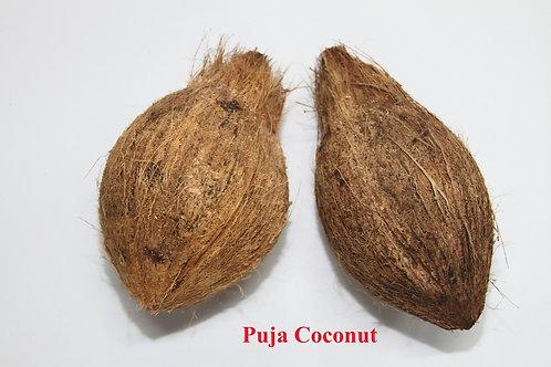 Puja Coconut