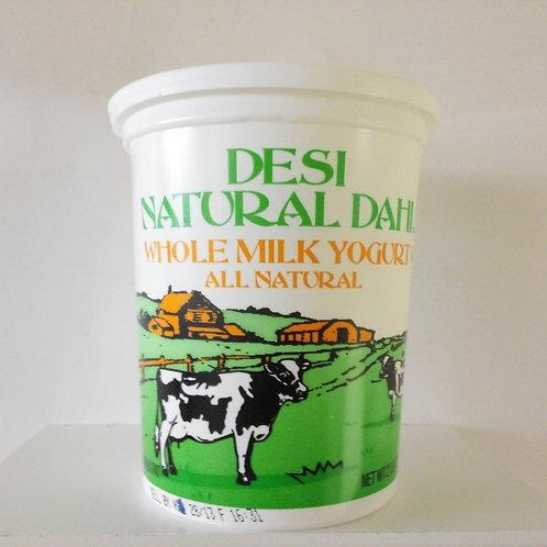 Desi Whole Milk Yogurt