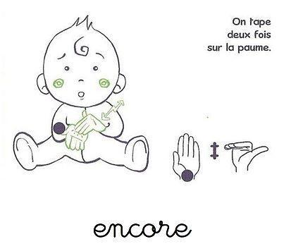 Langage signé- Encore