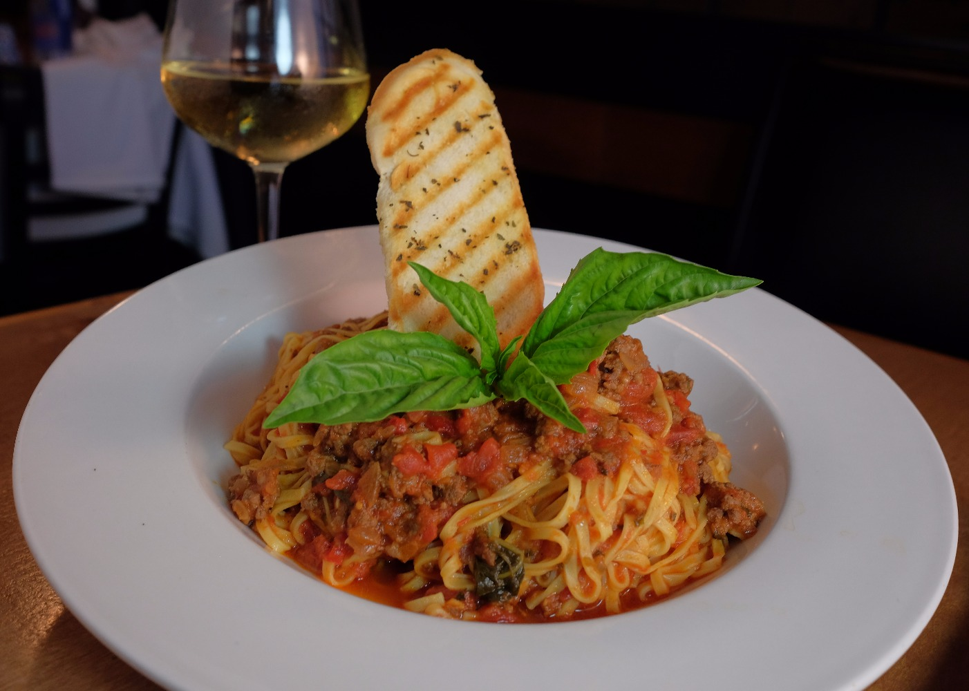 Pasta $11.99 | Happy Hour