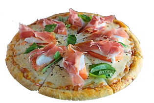 Prosciutto Caprese Pizza $11.99 | Happy Hour