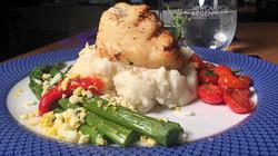 Sea bass Best Steakhouse Miami Beach