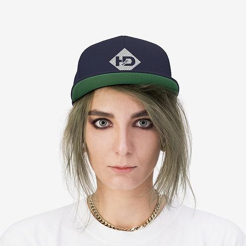 HD Flat Bill Hat