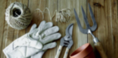 Gardening tools like Felco pruners, Structon shovels, Dramm hoses and more.