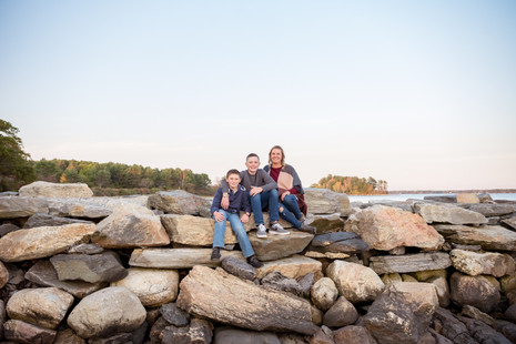 Winslow Park Family session ~ Patience Cleveland Photography ~ Fall in maine