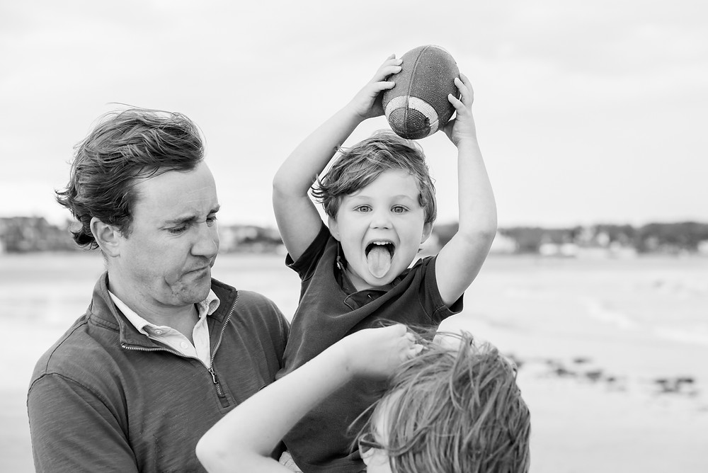 boy and football