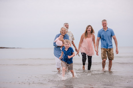 All about Family on Goose Rocks Beach ~ Maine Family Photographer