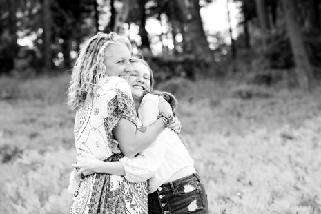 Mother/Daughter session ~ Maine Audubon ~ Patience Cleveland Photography