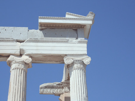 It's Ionic: a new look at ancient column styles and their impact on modern architecture