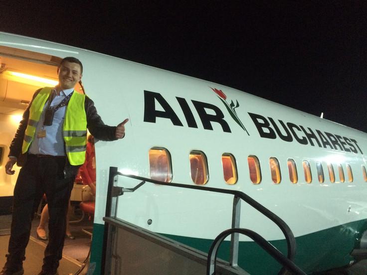 RAS Oradea - Welcome to AIR BUCHAREST!