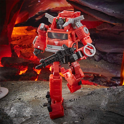 INFERNO  TRANSFORMERS WFC VOYAGER F06945