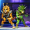 "Thumbnail: MB Exclusivo - TMNT Cartoon - Zarax & Zork 2-Pack - 7"""