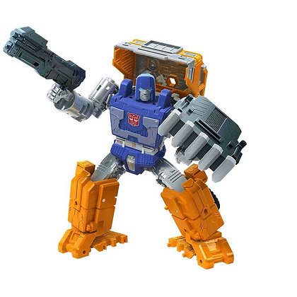 HUFFER  TRANSFORMERS WFC KINGDOM DELUXE F06755X0