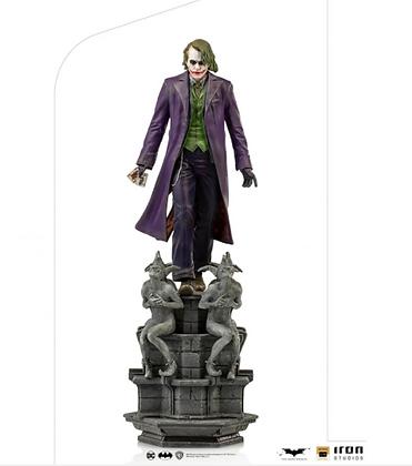 The Joker - The Dark Knight -  Iron Studios Art Scale 1/10