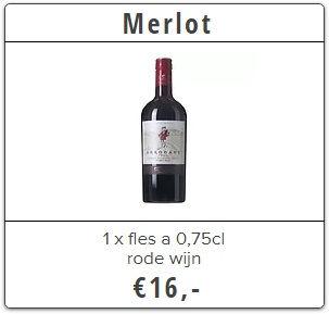 merlot wijn thuisbezorgd bierkoerier utrecht
