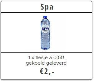 spa water thuisbezorgd bierkoerier utrecht