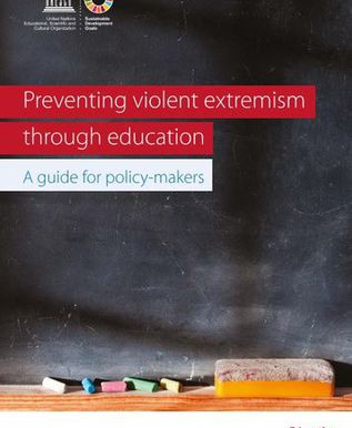 La prevención del extremismo violento a través de la educación