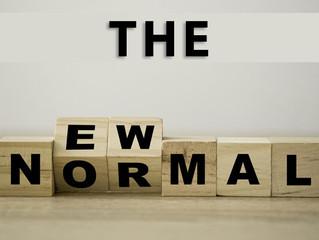 The new normal - a short essay