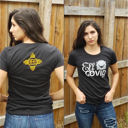 Womens Eff COVID 2020 T-shirt