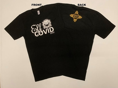 Mens Eff COVID 2020 Crew Neck T-shirt