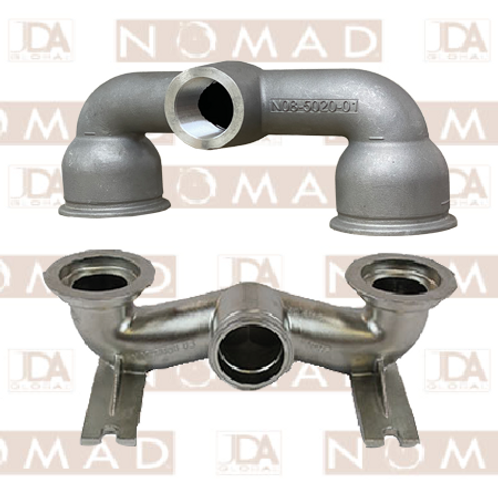 Inlet / Discharge Manifolds & Parts that fit Wilden® 3""