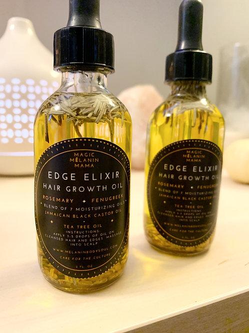 Ēdge Ēlixir Hair Grøwth Øil