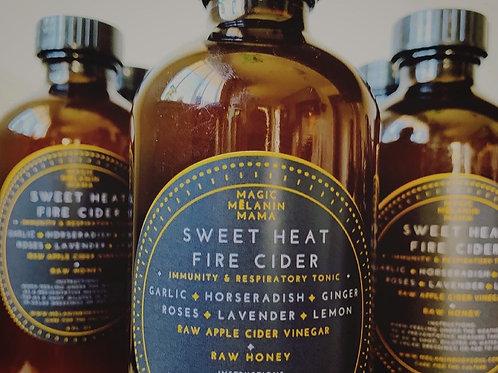 Sweet Heat Fire Cider