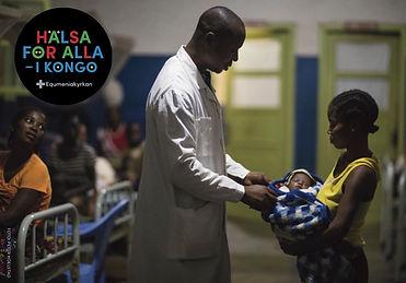 Hälsa för Alla i Kongo
