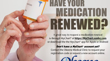 Time for a medication renewal?
