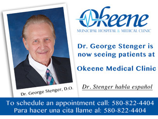 Dr. George Stenger