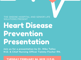 Heart Prevention Presentation