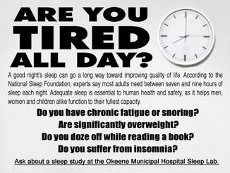 Do you need a sleep study?