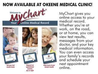 MyChart® Now Available