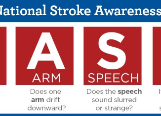 May - Stroke Awareness Month. When is too late, too late?