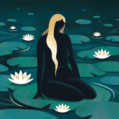 Lotus Lady | Emily Dayson