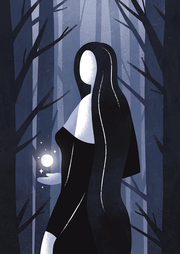 Forest Witch | Emily Dayson